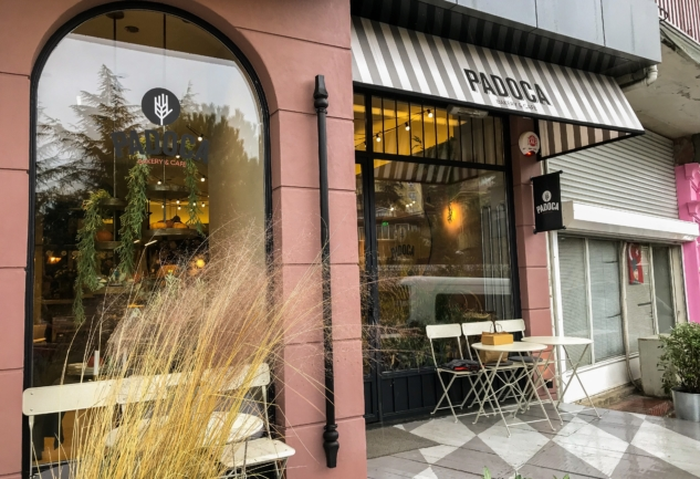 Padoca Bakery & Cafe: Reşitpaşa'nın İncisi