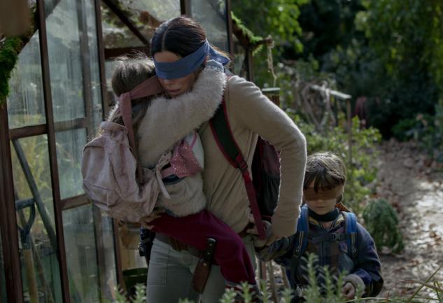Bird Box: Netflix'ten Ölümcül Körebe Oyunu