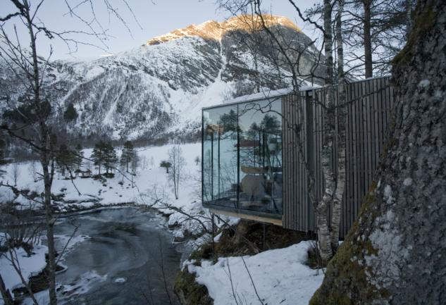 Nordik Kış Otelleri: Unutamayacağınız Bir Kış Tatili İçin