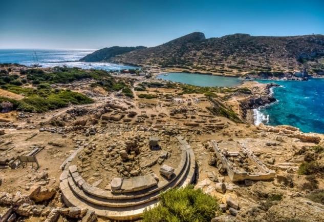 Knidos Antik Kenti: Datça'nın Binyıllık Güzelliği