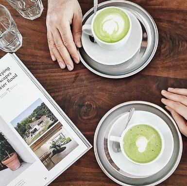Beyoğlu Kahve Mekanları: Mis Kokulu Molalar