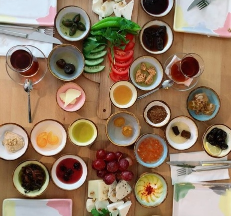 Hadika Kahvaltı Evi: Antakya'yı Şişli'ye Taşıyan Gizli Bahçe