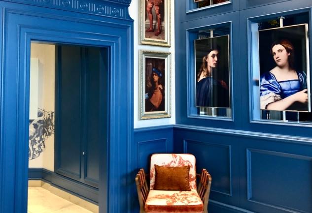Luigi's Ristorante Bar: Ankara'da bir İtalyan İşi