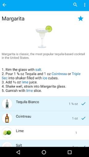 My Cocktail Bar App