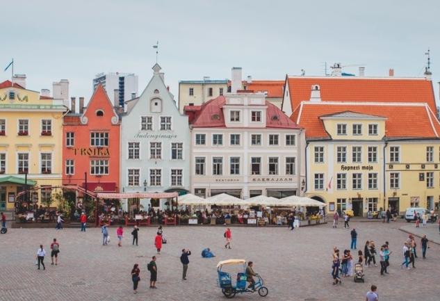 Tallinn: Estonya'nın Şirin Şehrinden Gezi Notları