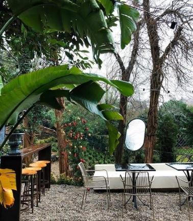 Voi Central: Etiler'in Ruhu Olan Bahçesi