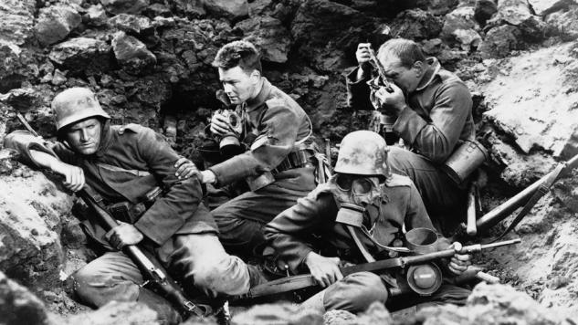 birinci dünya savaşı filmleri – all quiet on the western front