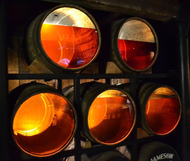 meleklerin payı – viski fıçıları – distillerytrail.com
