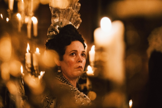 the favourite olivia colman