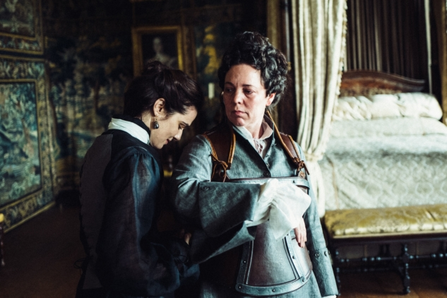 the favourite rachel weisz olivia colman