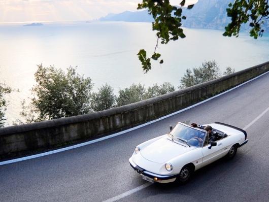 Alfa Romeo ile Tutkunun Peşinden: İtalya'da Geçen Romantik Filmler