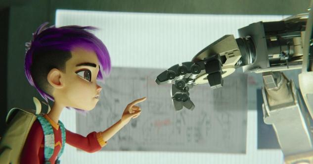 Next Gen: Netflix'in Gelecekten Gelen Animasyon Filmi