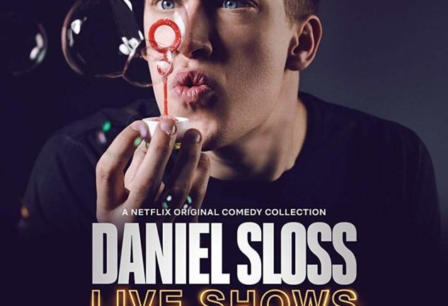 Daniel Sloss Live Shows: Netflix'ten Bir Kara Mizah Gösterisi