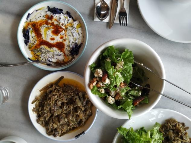 Narköy'de Yemek
