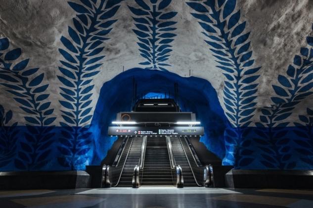 Stockholm metro durakları 2