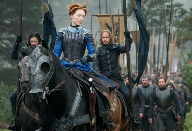 Mary Queen of Scots: İki Kraliçenin Hikayesi