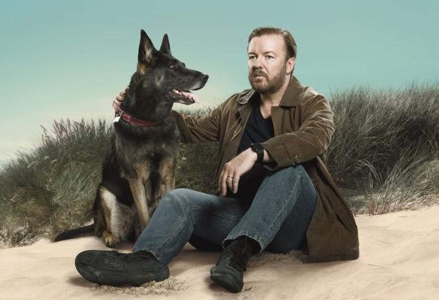After Life: Ricky Gervais'ten Hayatta Kalma Dersleri