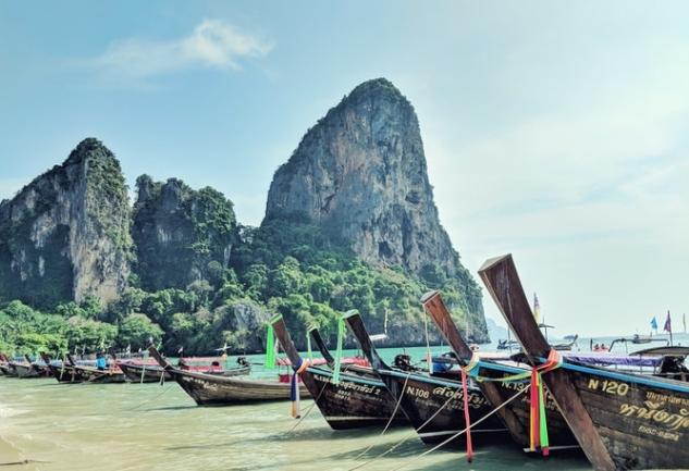 Railay Kumsalı: Tayland'daki Yeni Adresiniz