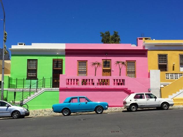 Cape Town'da Yaşamak