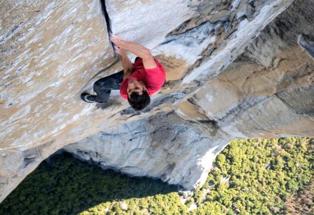 Free Solo: Alex Honnold'un İlham Veren Tırmanış Belgeseli