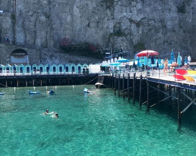 Sorrento Deniz