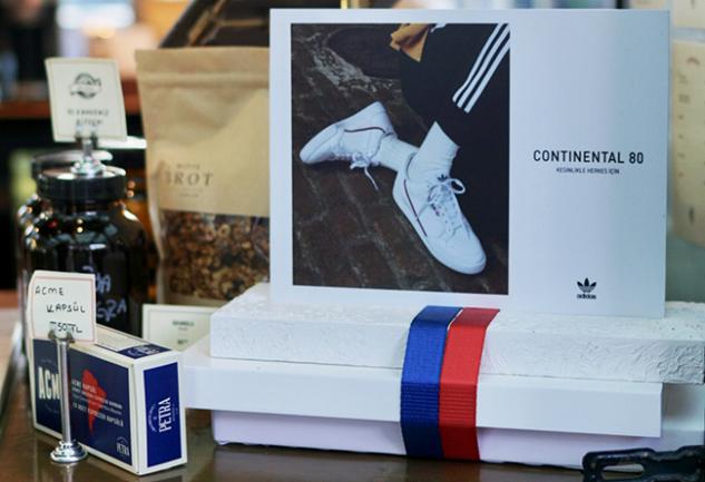 #CONTINENTAL80: Tam Bir Beater Sneaker!