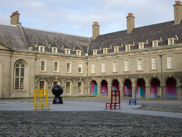 dublin – irish museum of modern art