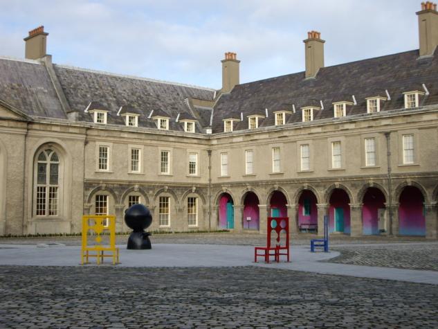 dublin – irish museum of modern art
