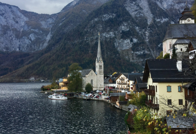 Hallstatt: Avusturya'nın En Fotojenik Köyü