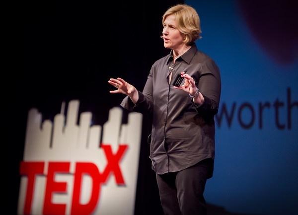 Brene Brown: Kırılganlığın Gücünü Netflix'te Keşfedin