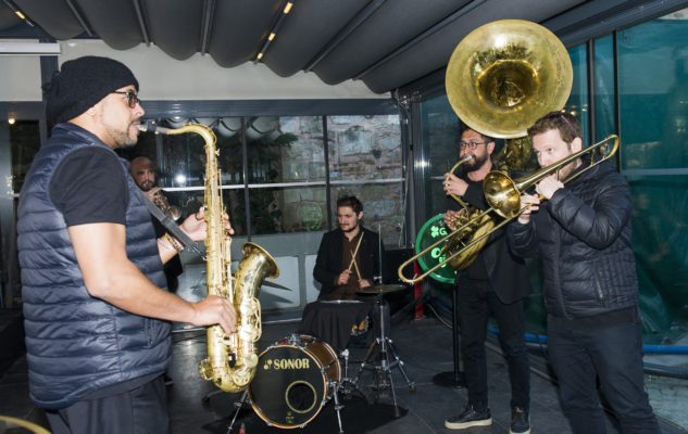 Brassist | Fotoğraf: Ilgın Eraslan Yanmaz