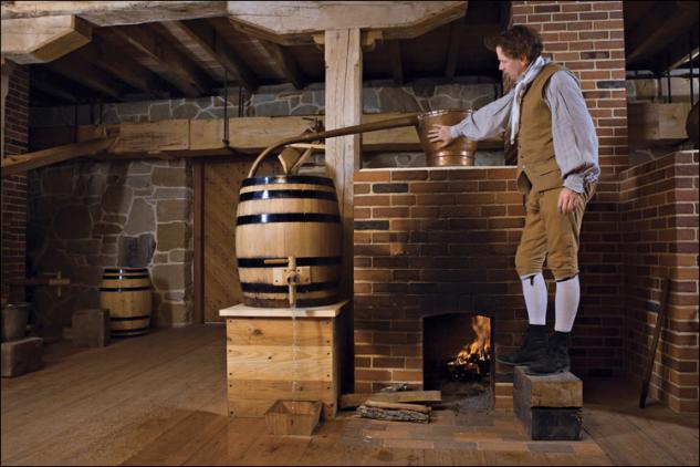 amerikada viski – revolutionary war – history.org