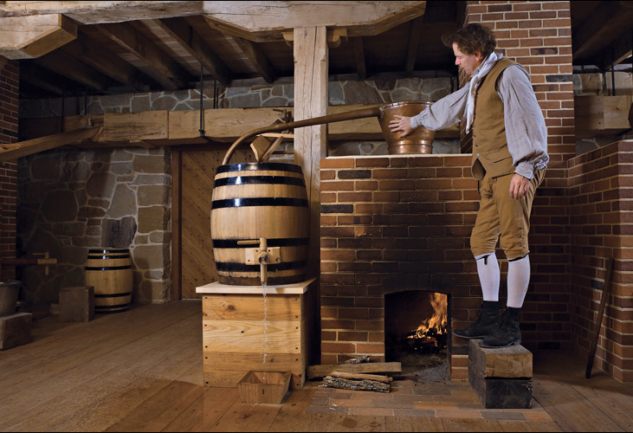 Amerika'da Viski: Amerikalılar Viski Yapmayı Nereden Öğrendi?