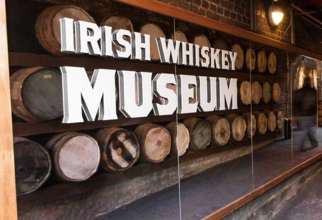 Viskiye Adanmış Bir Müze: Irish Whiskey Museum