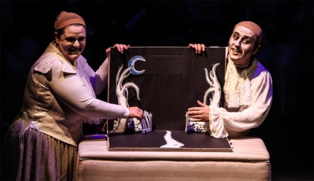 Karabahtlı Kardeşlerin Bitmeyen Şen Gösterisi, Altıdan Sonra Tiyatro