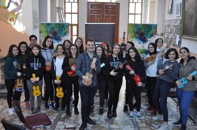 ukulele istanbul workshop