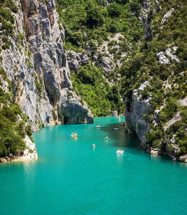 Gorges du Verdon, Fransa