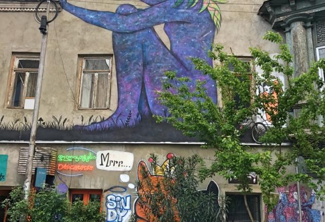 Tiflis Rehberi: Fabrika'dan Cafe Purpur'a Alternatif Noktalar
