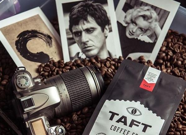 Taft Coffee: Kafein Severler İçin Birebir