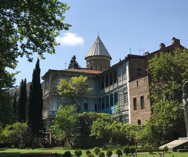 Tiflis Sioni Kilisesi