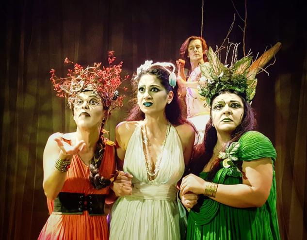 Cadı Avı, Kadıköy Emek Tiyatrosu