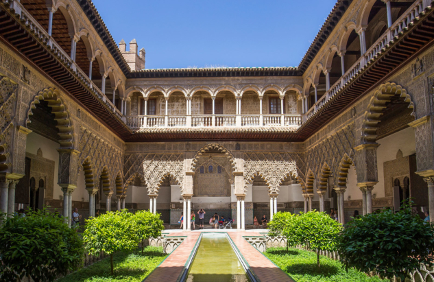 game of thrones mekanları – alcazar de seville – spaintraveltourism.com