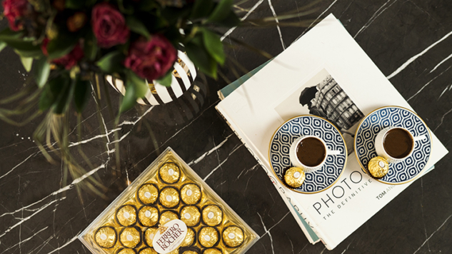 Bayrama Yaklaşırken: Çikolata Kokan Buluşmalar