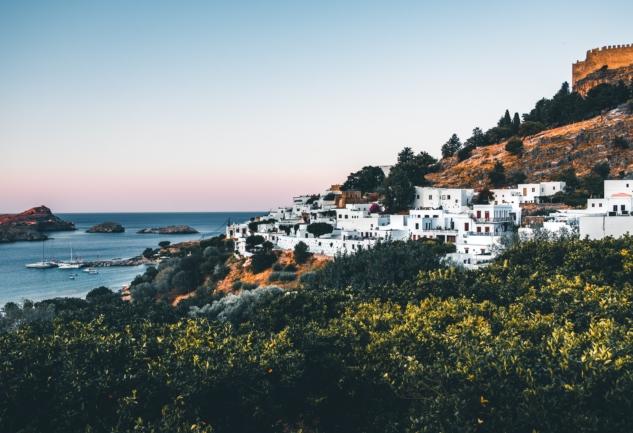 Bayramda Yollarda: Puglia'dan Rodos'a Bayram Rotaları