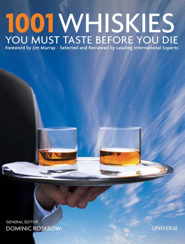 viski hakkında kitap önerileri – 1001 whiskies