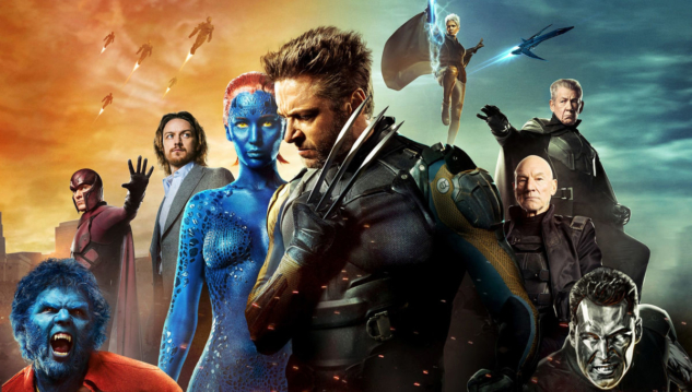x-men filmleri days of future past