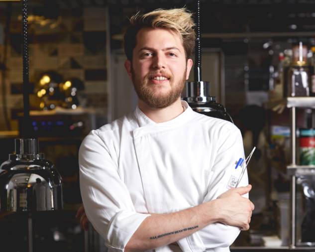 EXECUTIVE CHEF ARDA ÖNAY – CELERY BEBEK