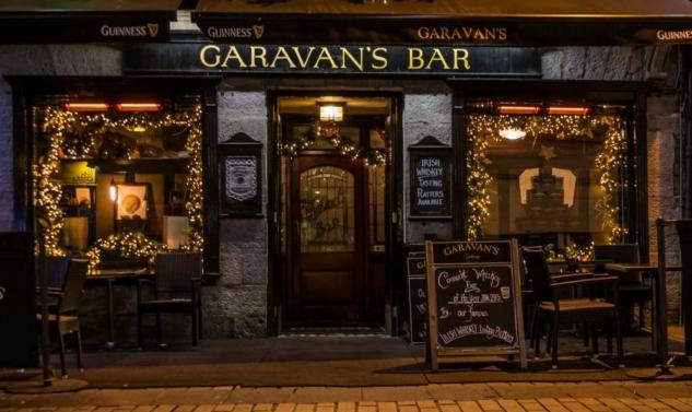 irlanda viski rotası – garavans bar – inter-bar.com