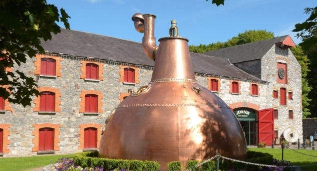 irlanda viski turu – the jameson experience – jamesonwhiskey.com