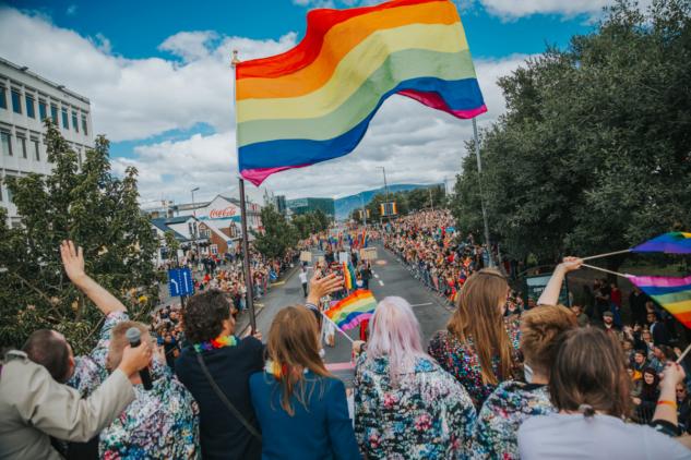 pride etkinlikleri – reykjavik